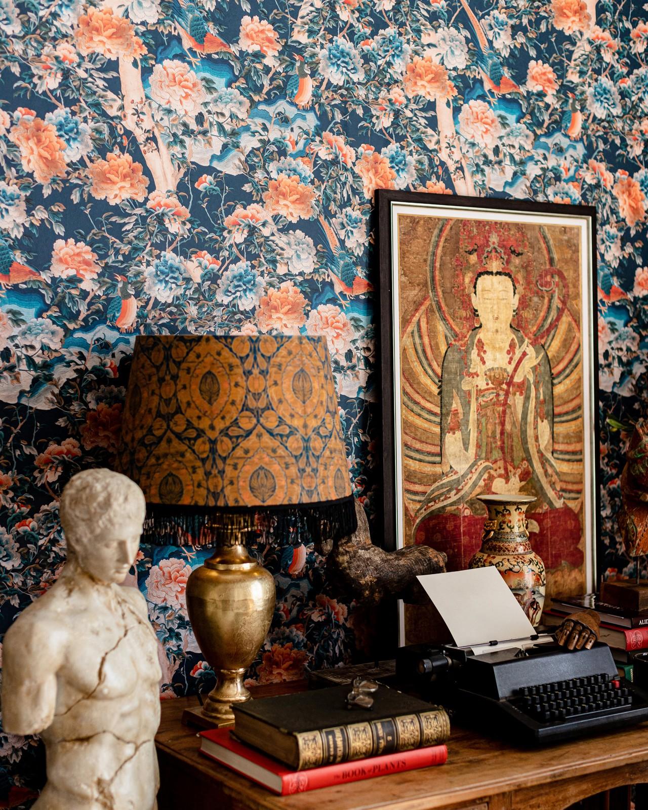 A MANCHURIAN NIGHT Wallpaper