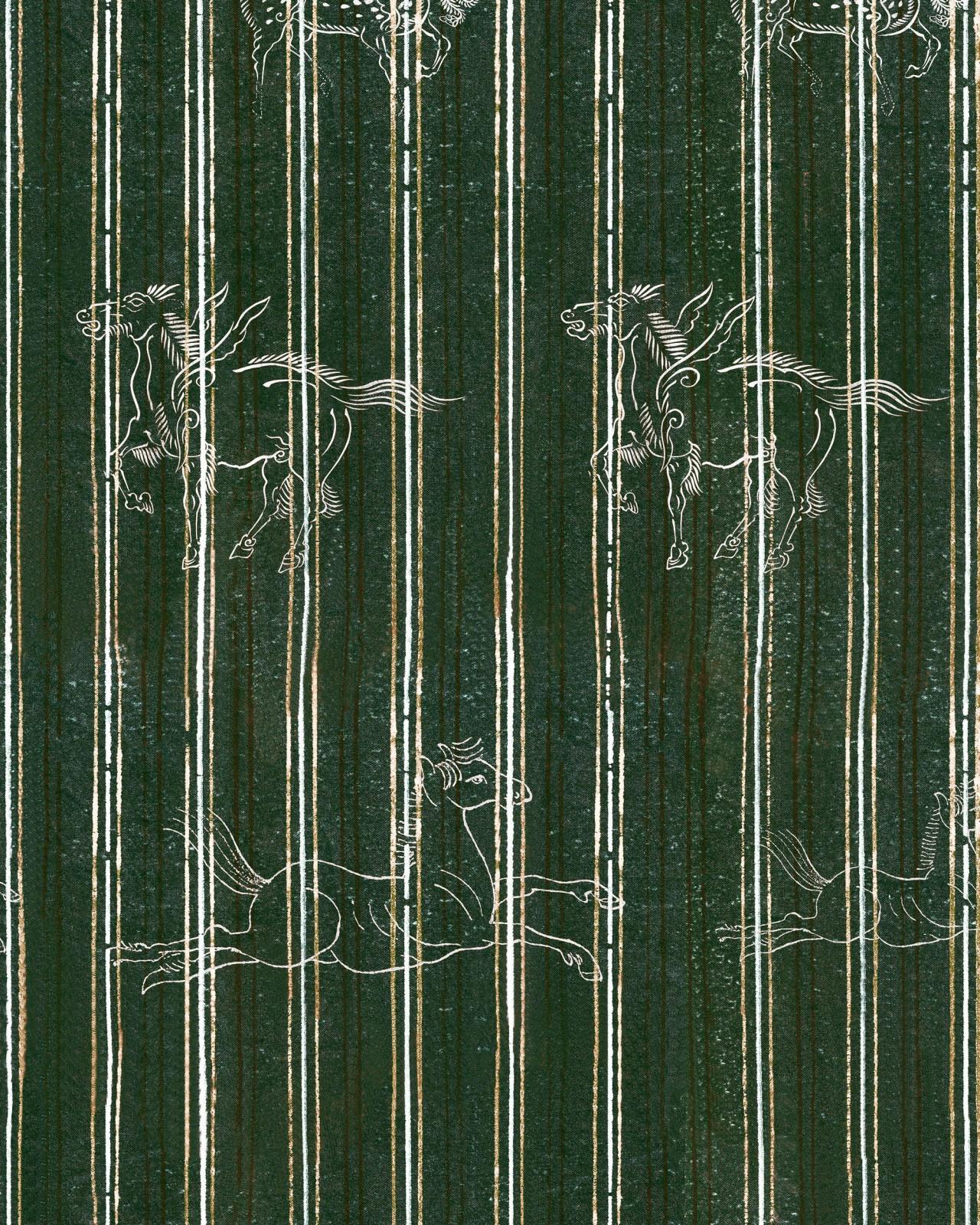 A FABLE Evergreen Wallpaper