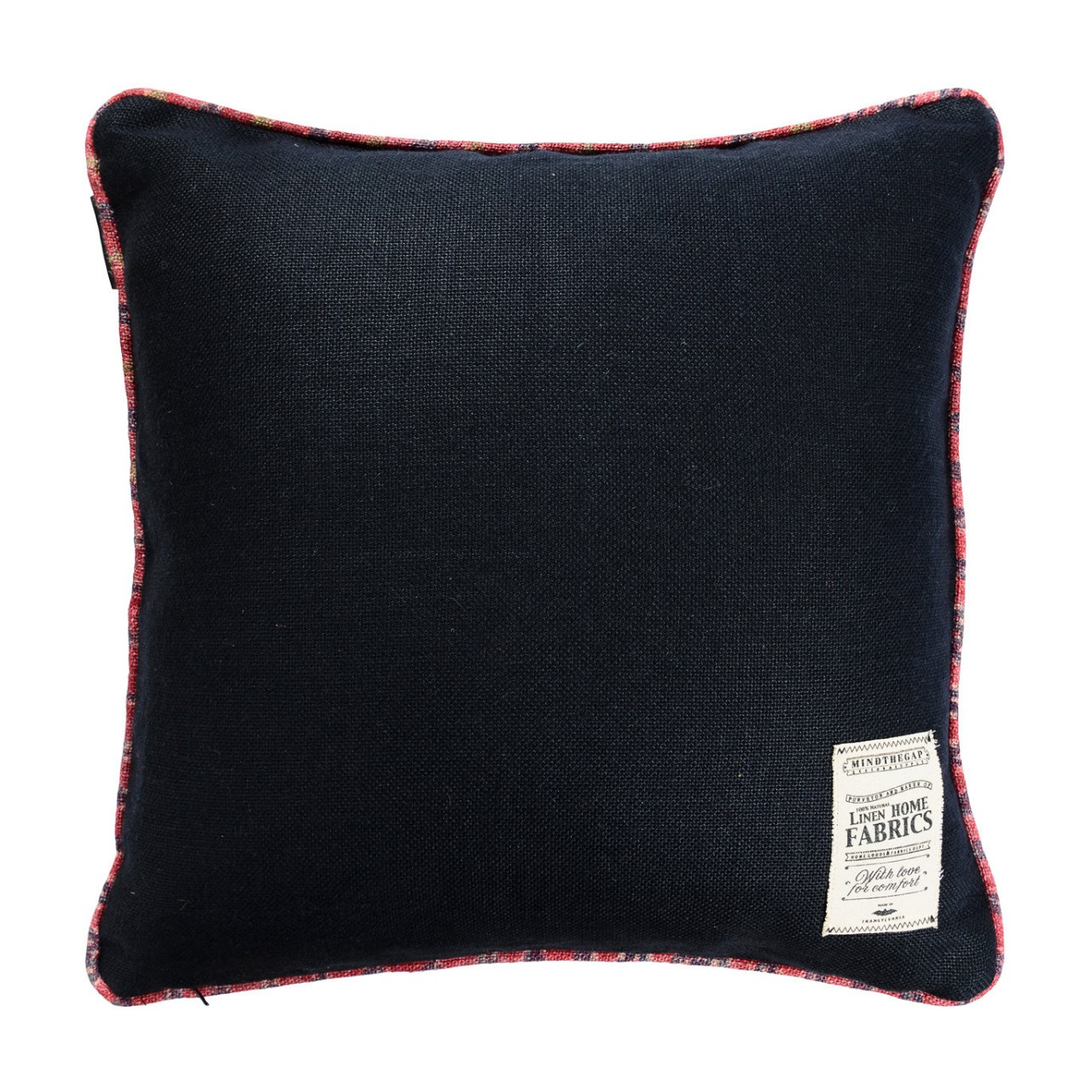 RIVERSIDE / ANTHRACITE Linen Cushion