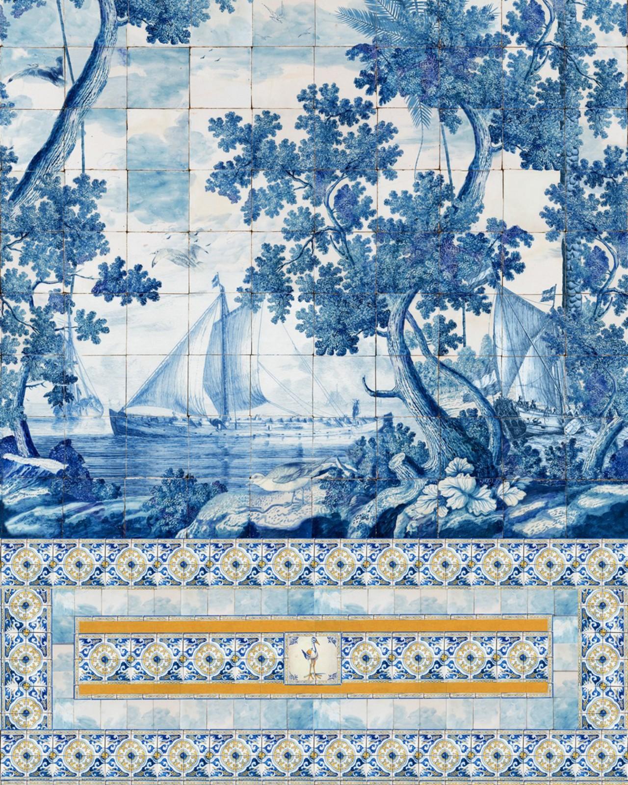 AZURE Mural Wallpaper