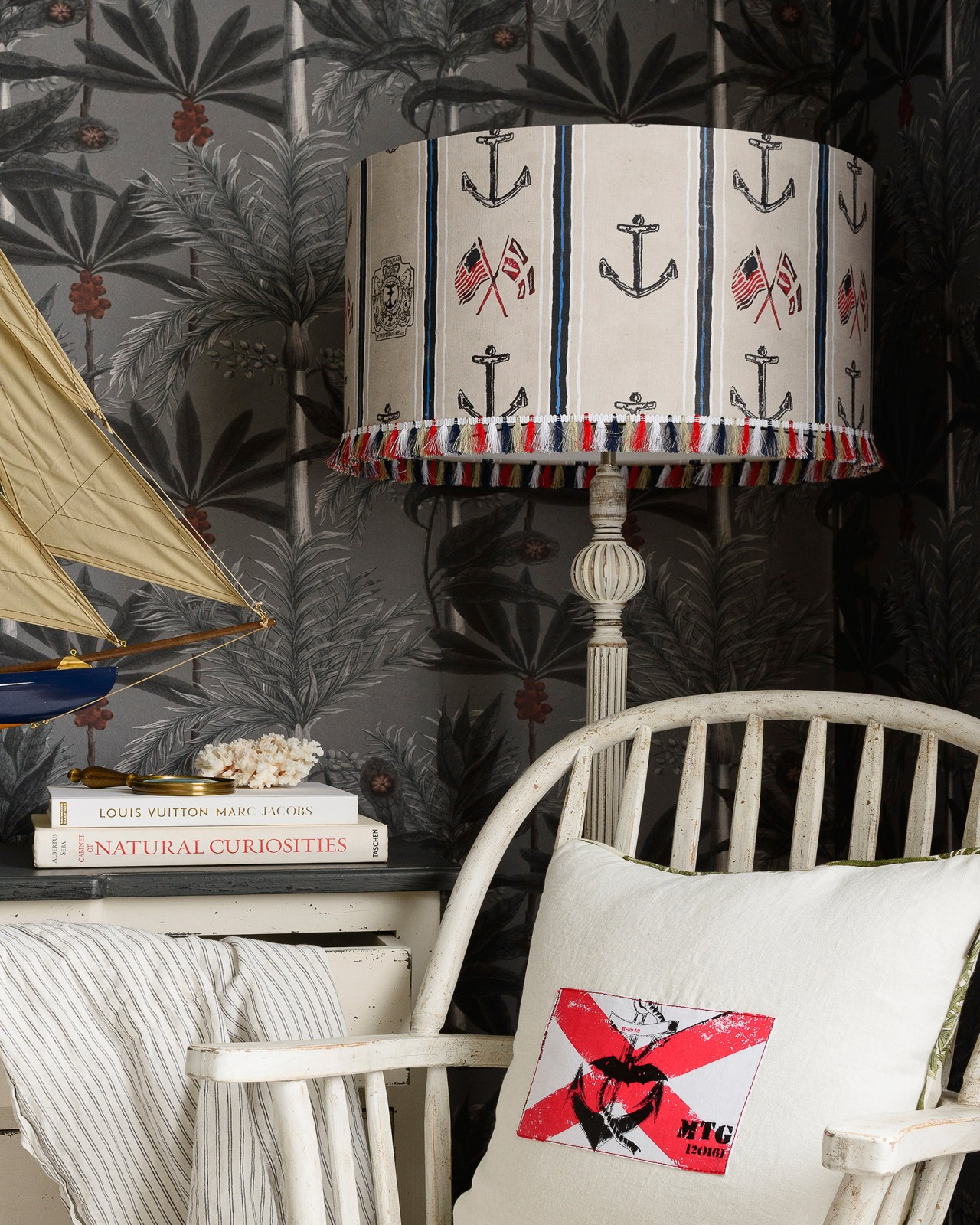 BUCCANEERS OF BAHAMAS Lampshade
