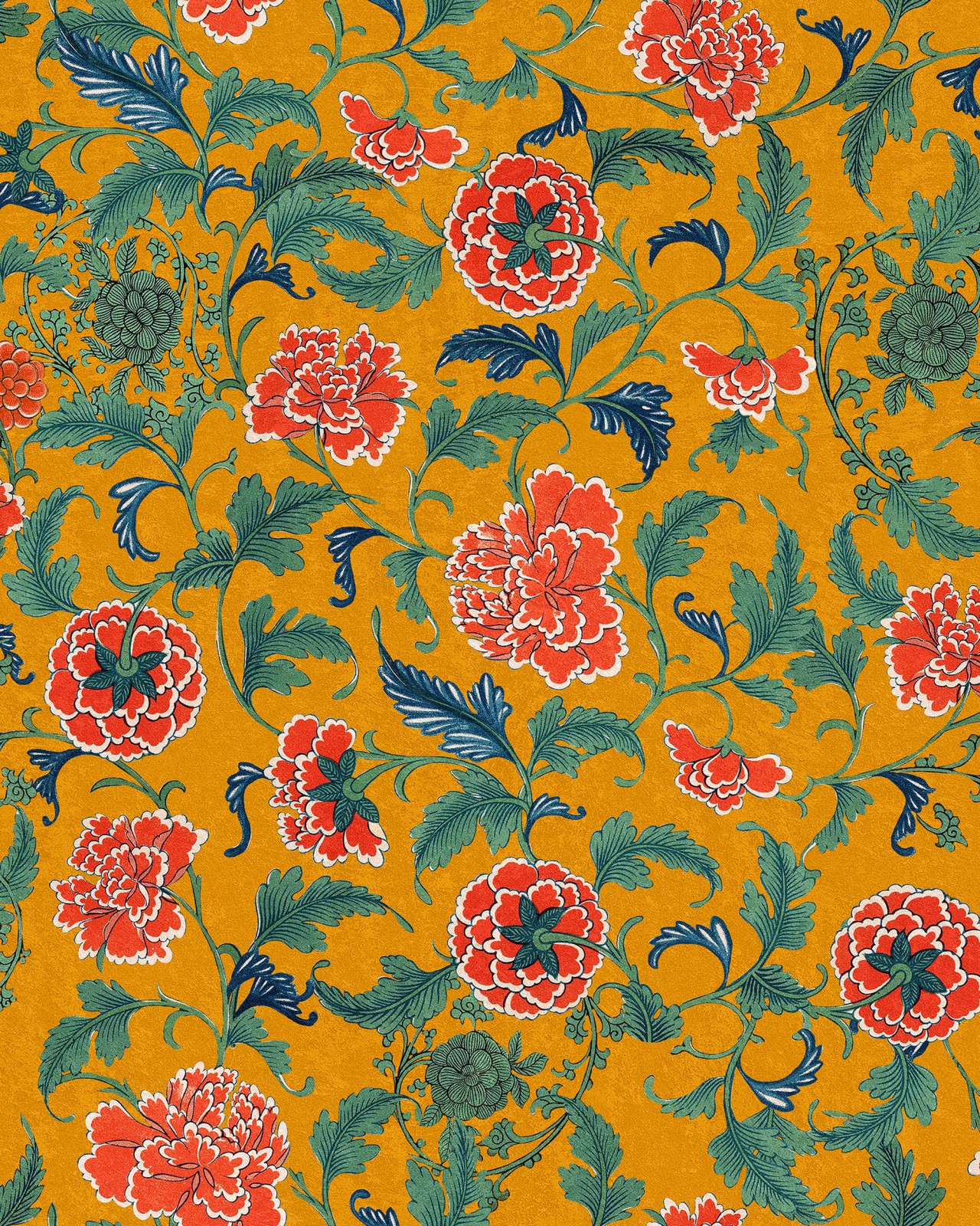CHINESE ORNAMENT Wallpaper