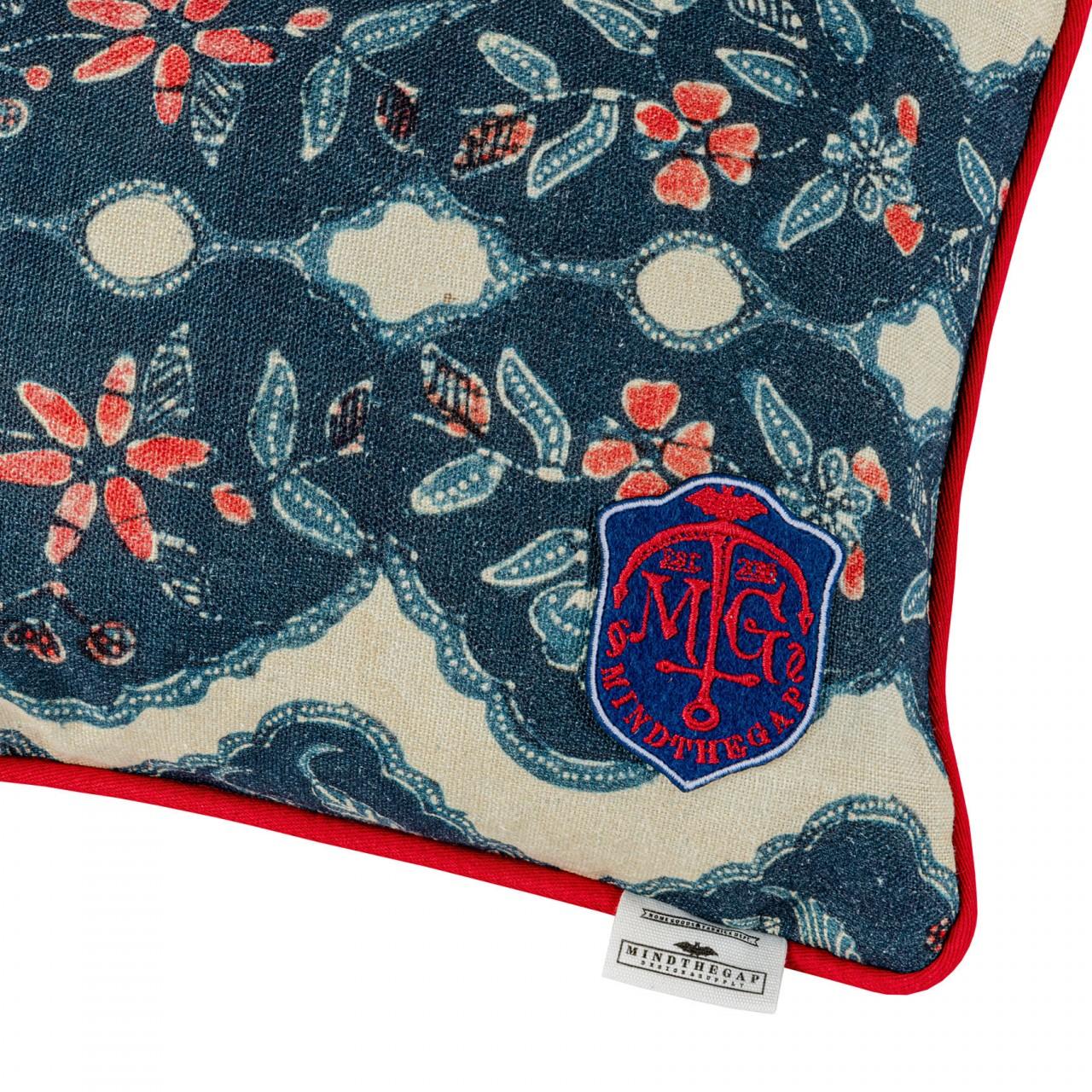 PHOENICIA BATIK Cushion