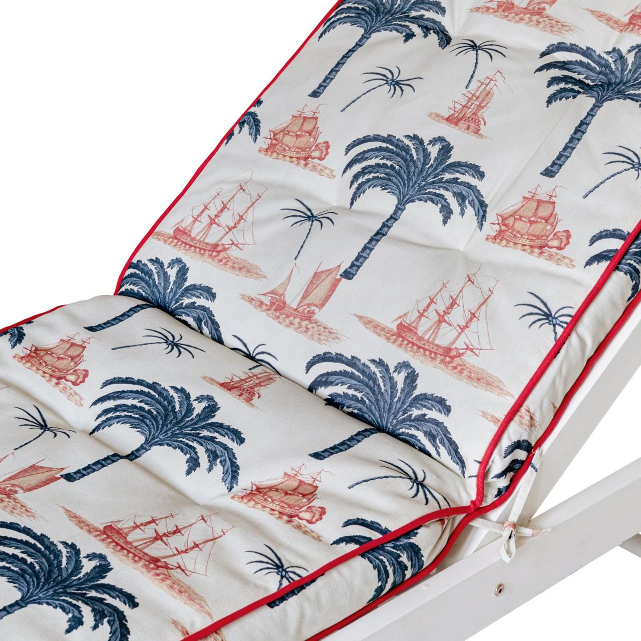AEGEAN Sunbed Cushion