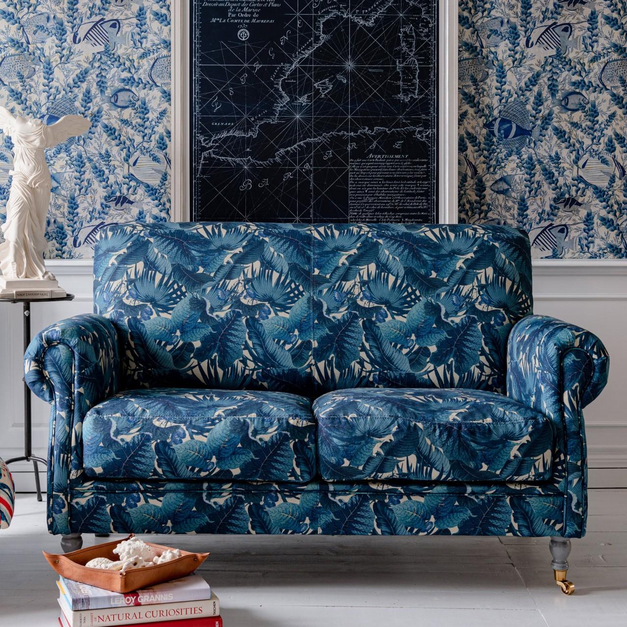 EDINBURGH SOFA - PARADEISOS Fabric