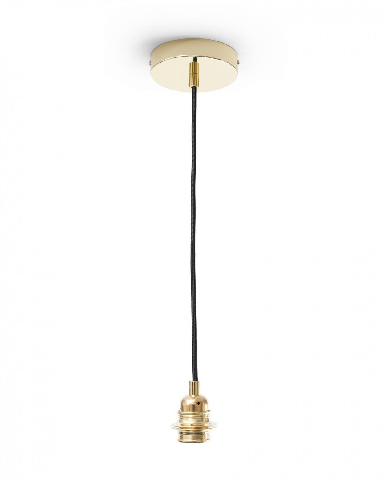 AQUAFLEUR Anthracite Pendant Lamp