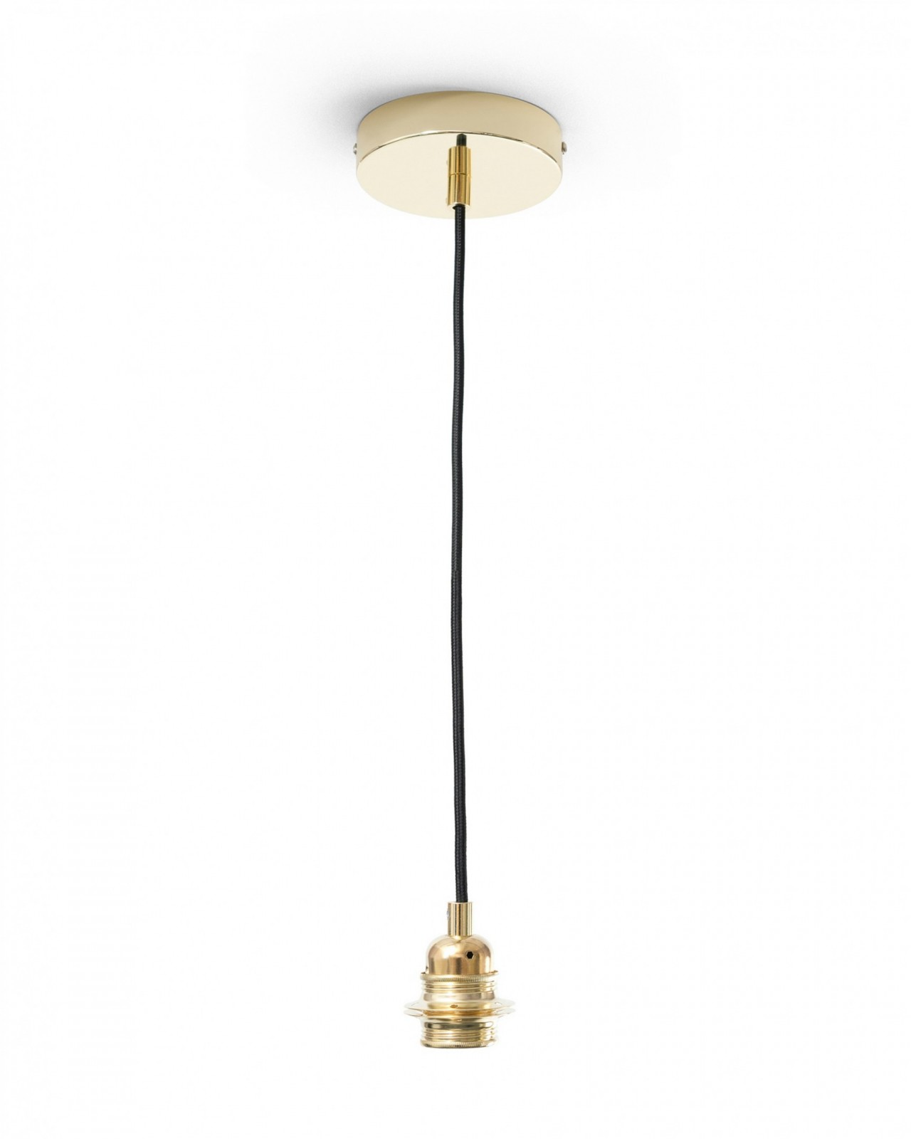 SAXON ORNAMENT Pleated Pendant Lamp