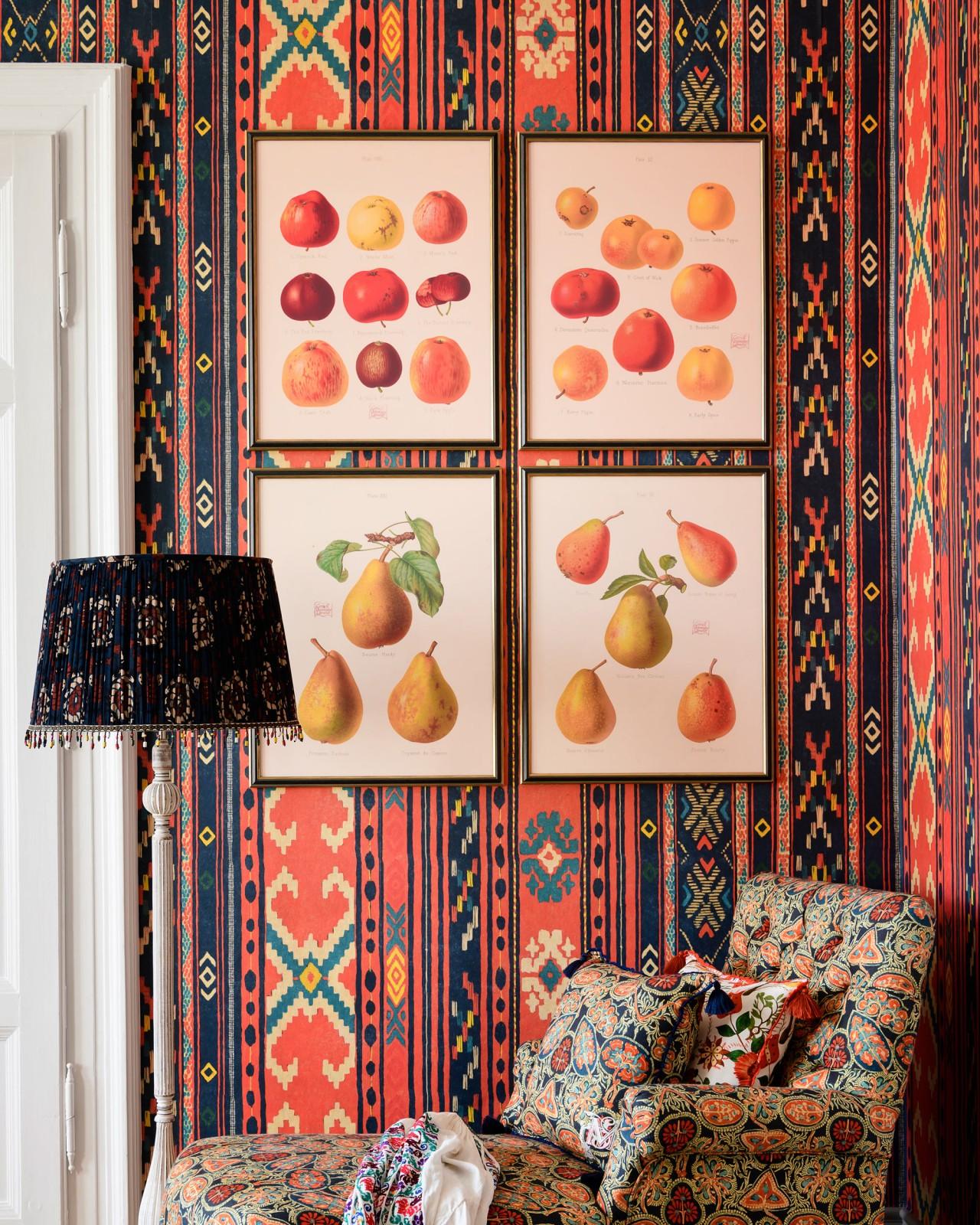 HERITAGE Wallpaper