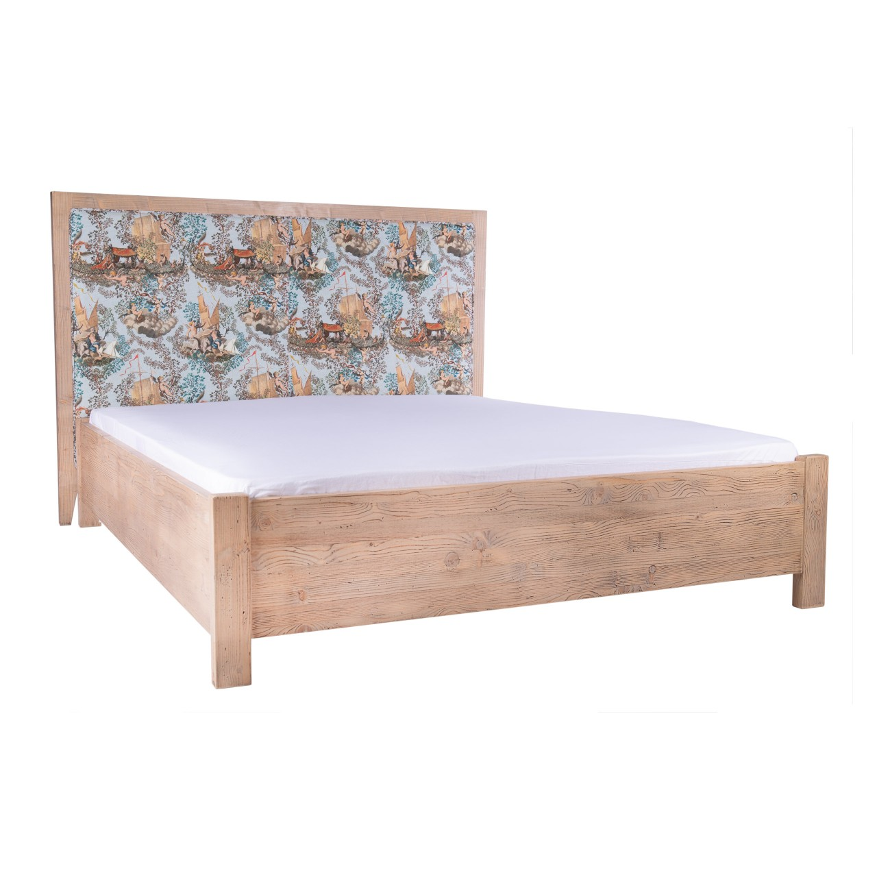 ANTAL Bed - JOURNEY TO EDEN Linen