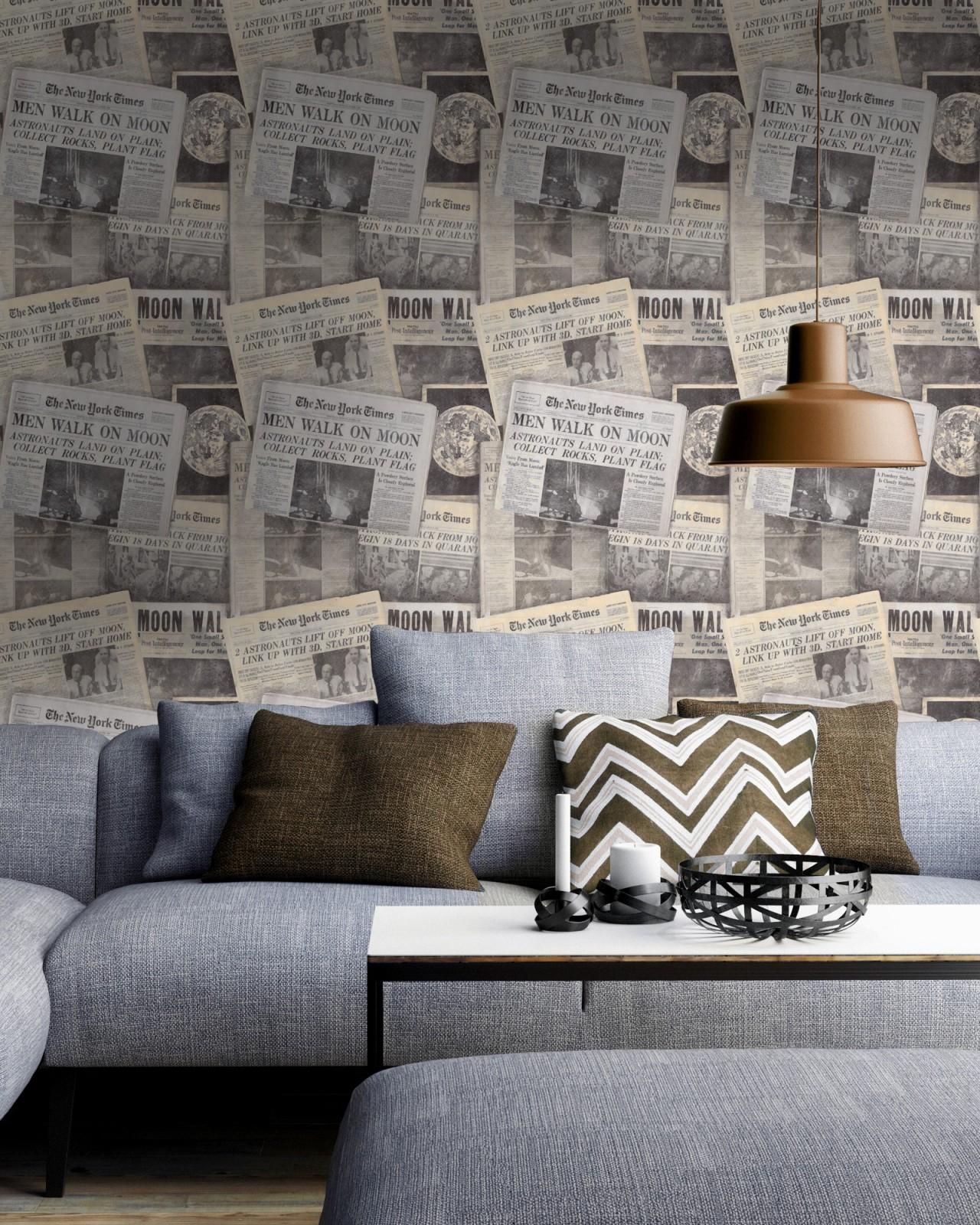 MOONWALKER Premium Wallpaper