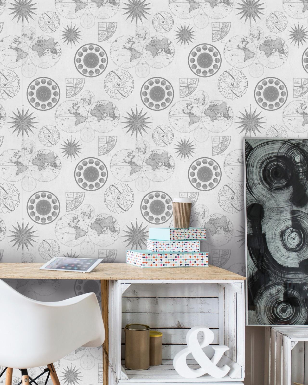 NAVIGATION Neutral Premium Wallpaper