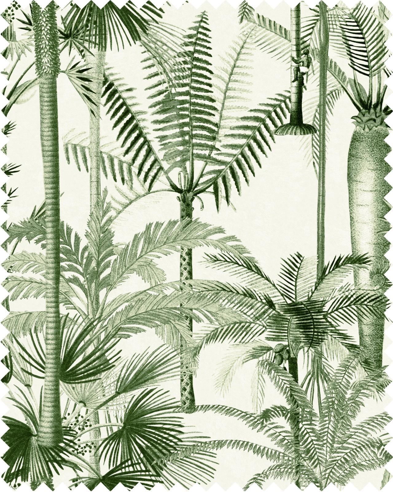 PALMERA CUBANA Linen