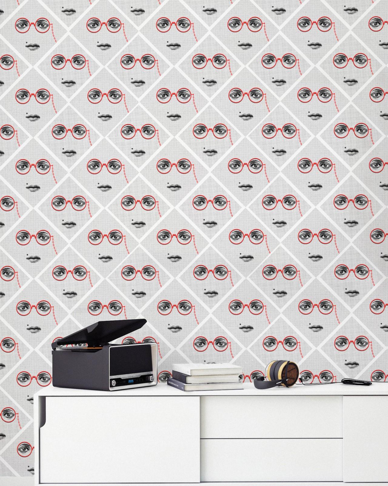 ILLUSIONS Premium Wallpaper