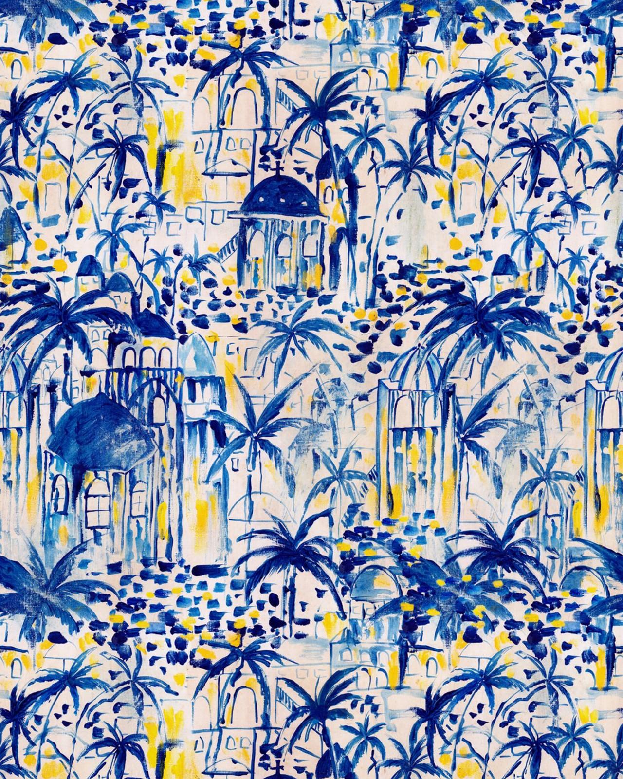 RHODES Mural Wallpaper