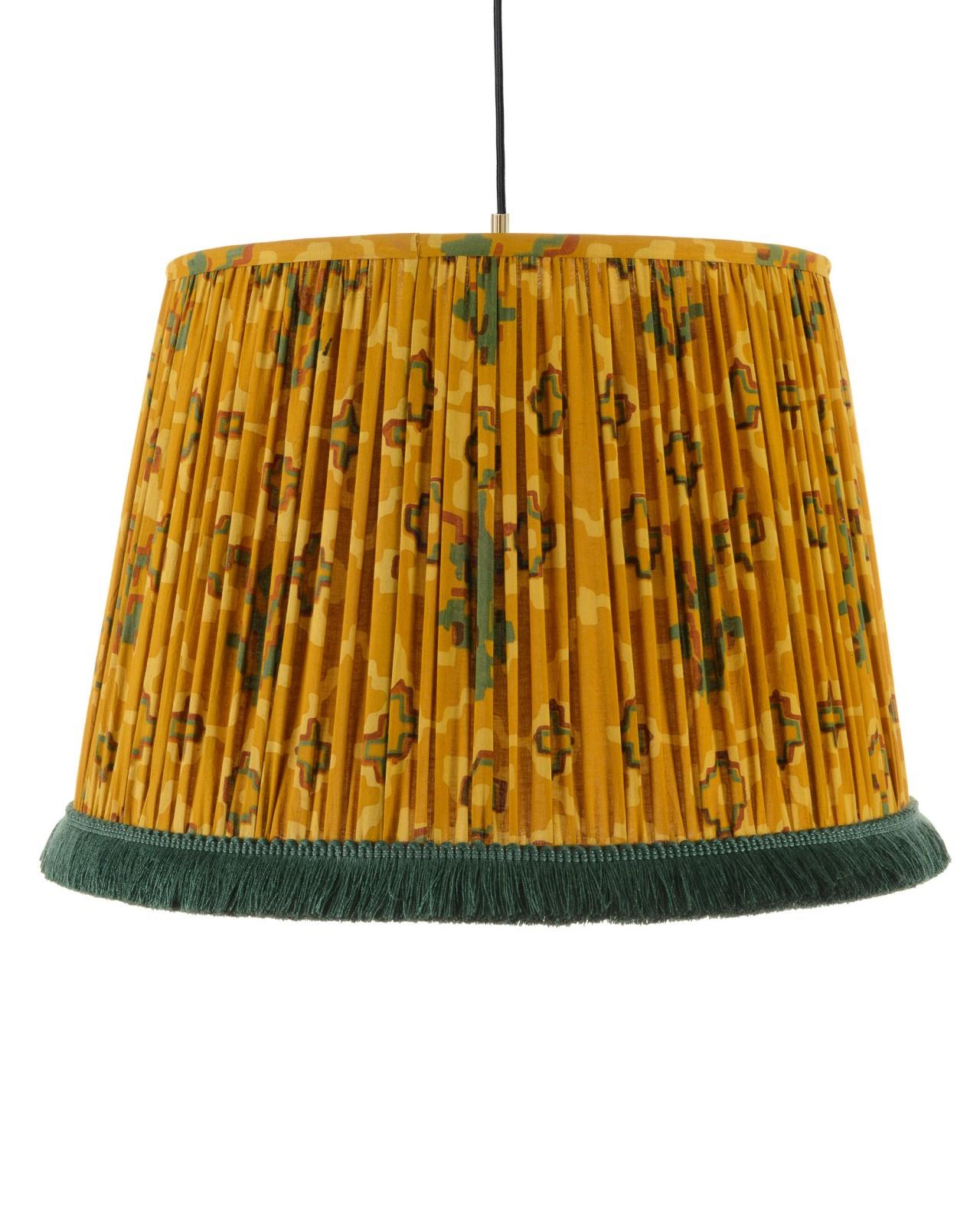 SARGA Pleated Pendant Lamp