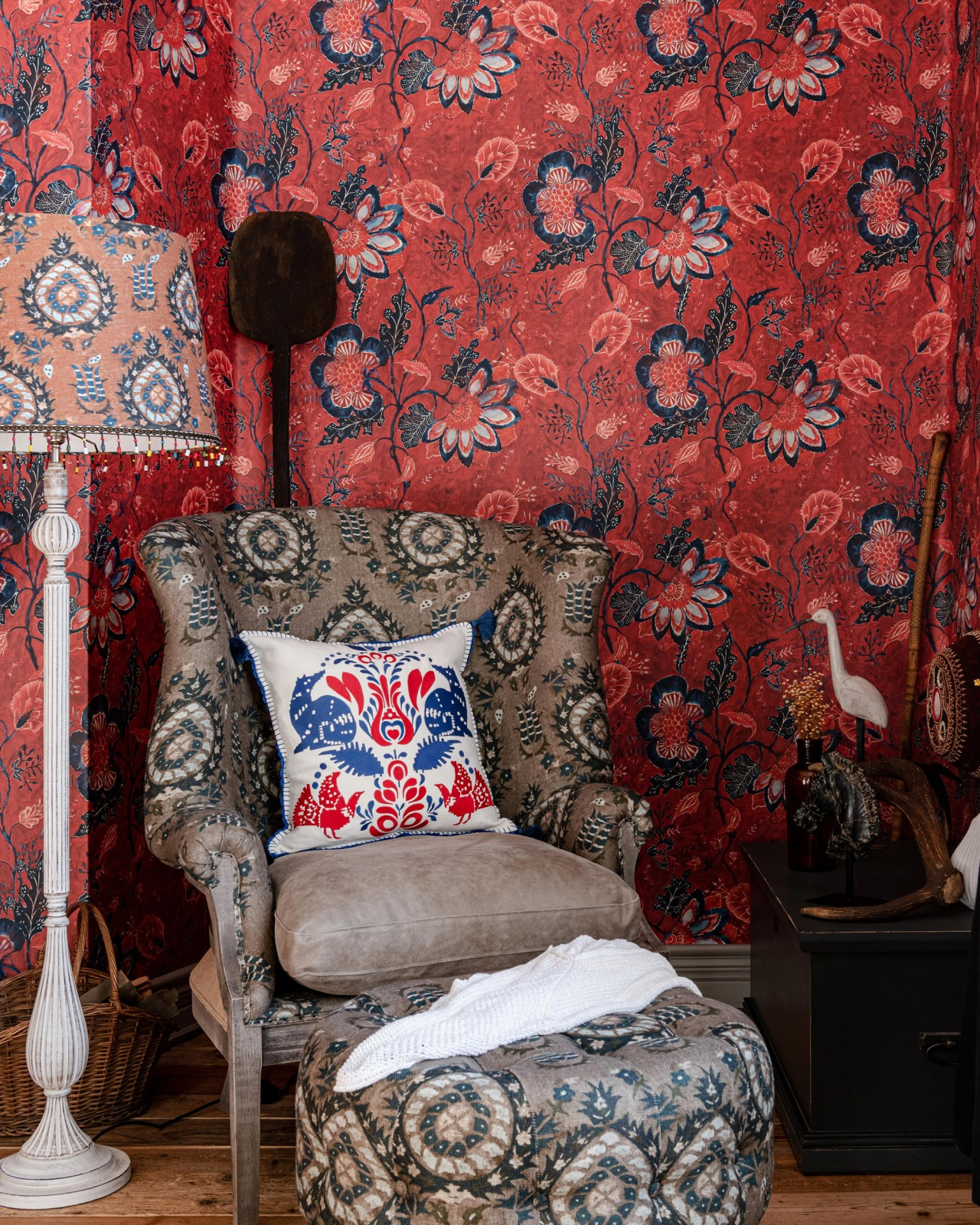 SAXON TAPESTRY Wallpaper
