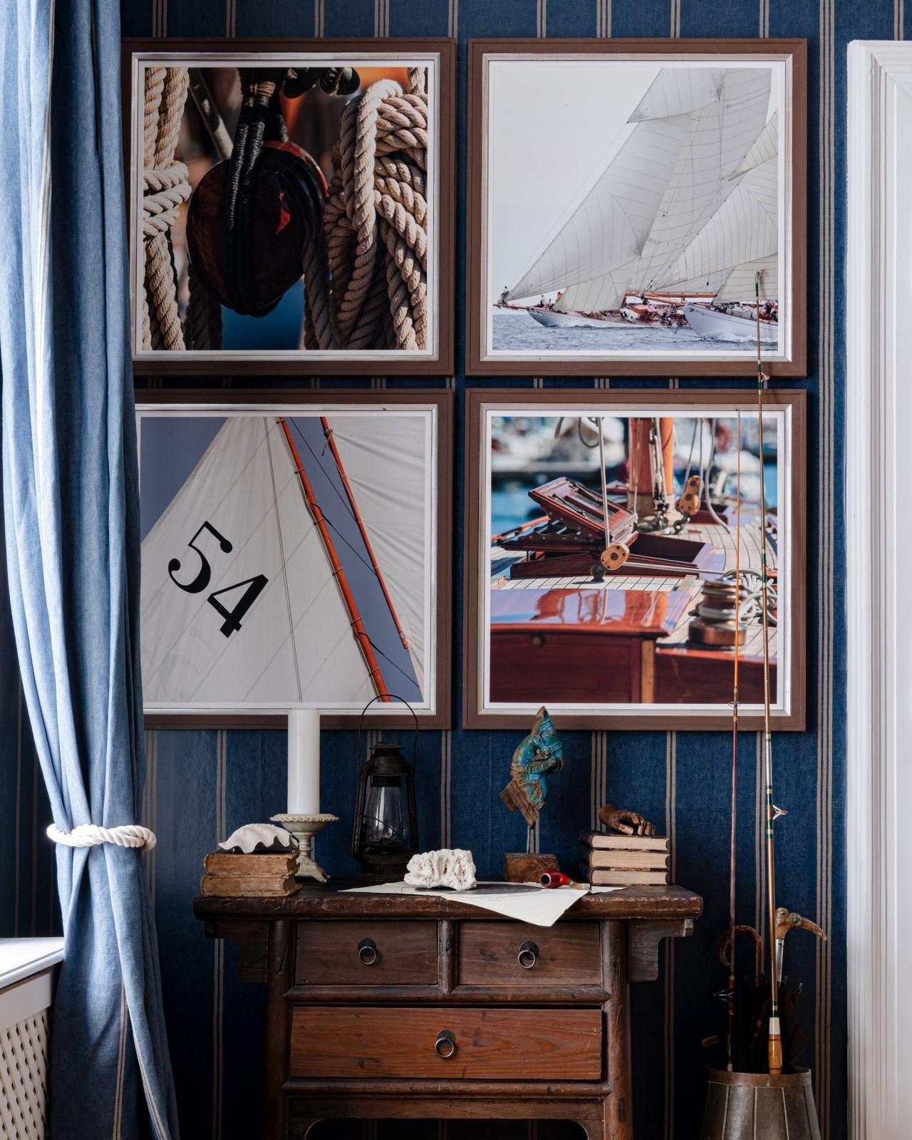 SEAGOING II Framed Art