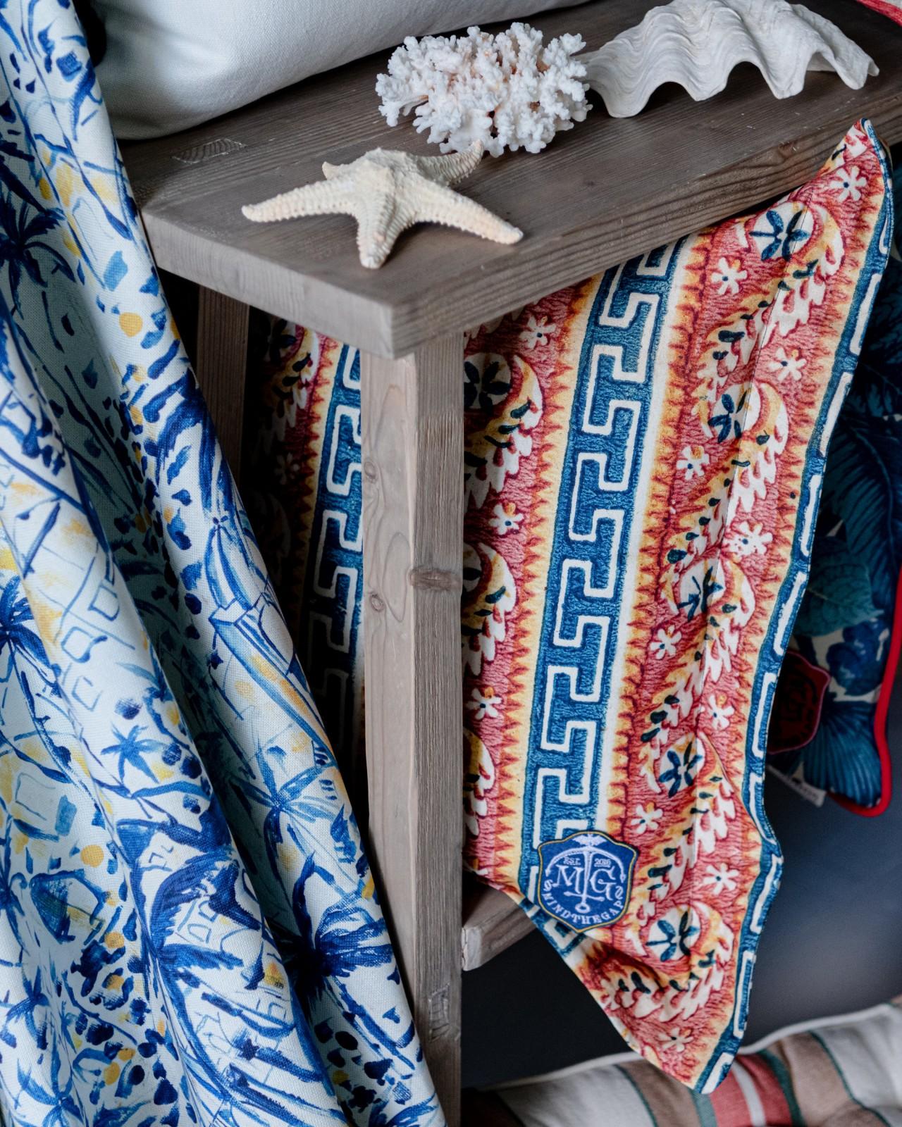 RHODES Fabric