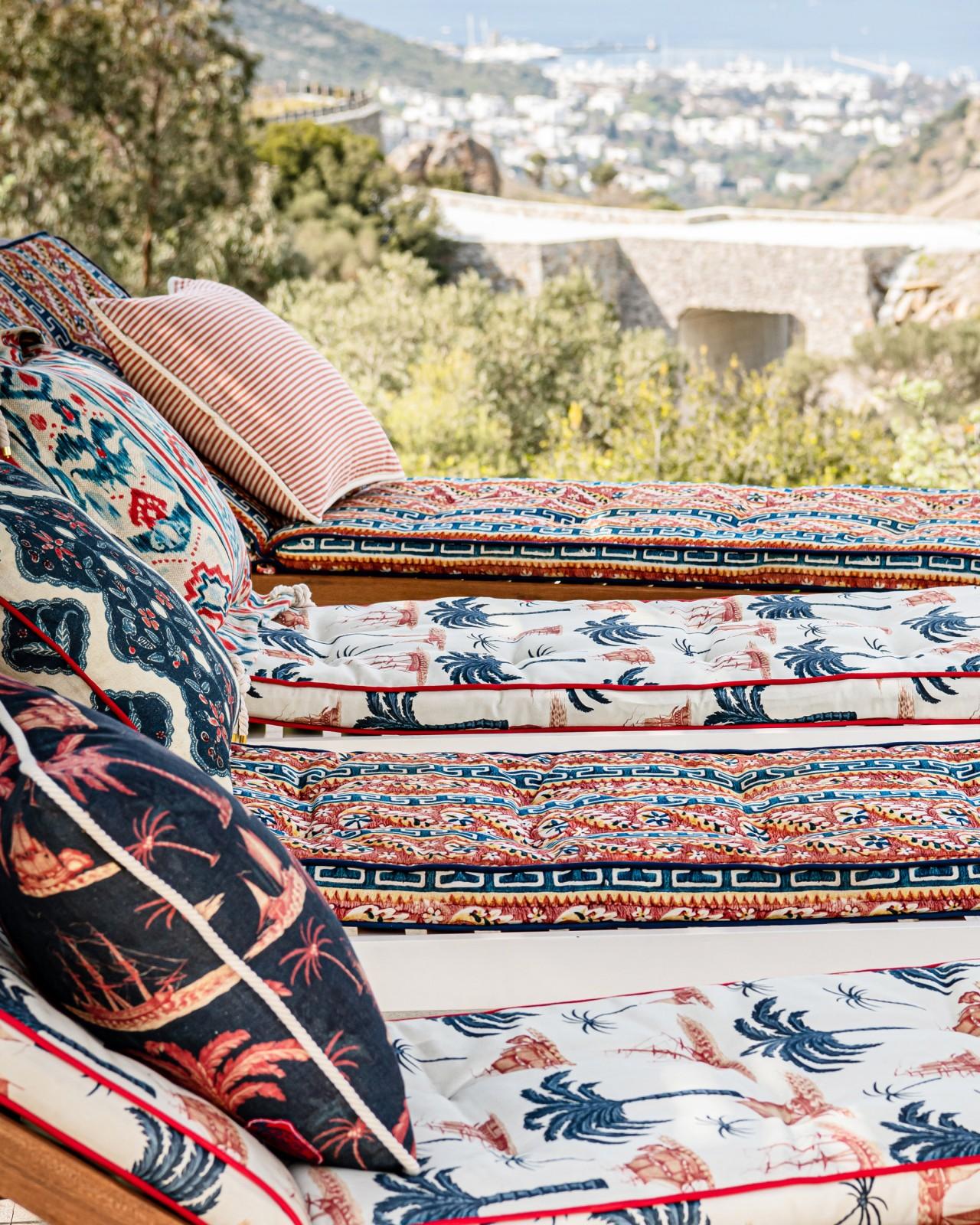 SAMOTHRAKI Outdoor Fabric