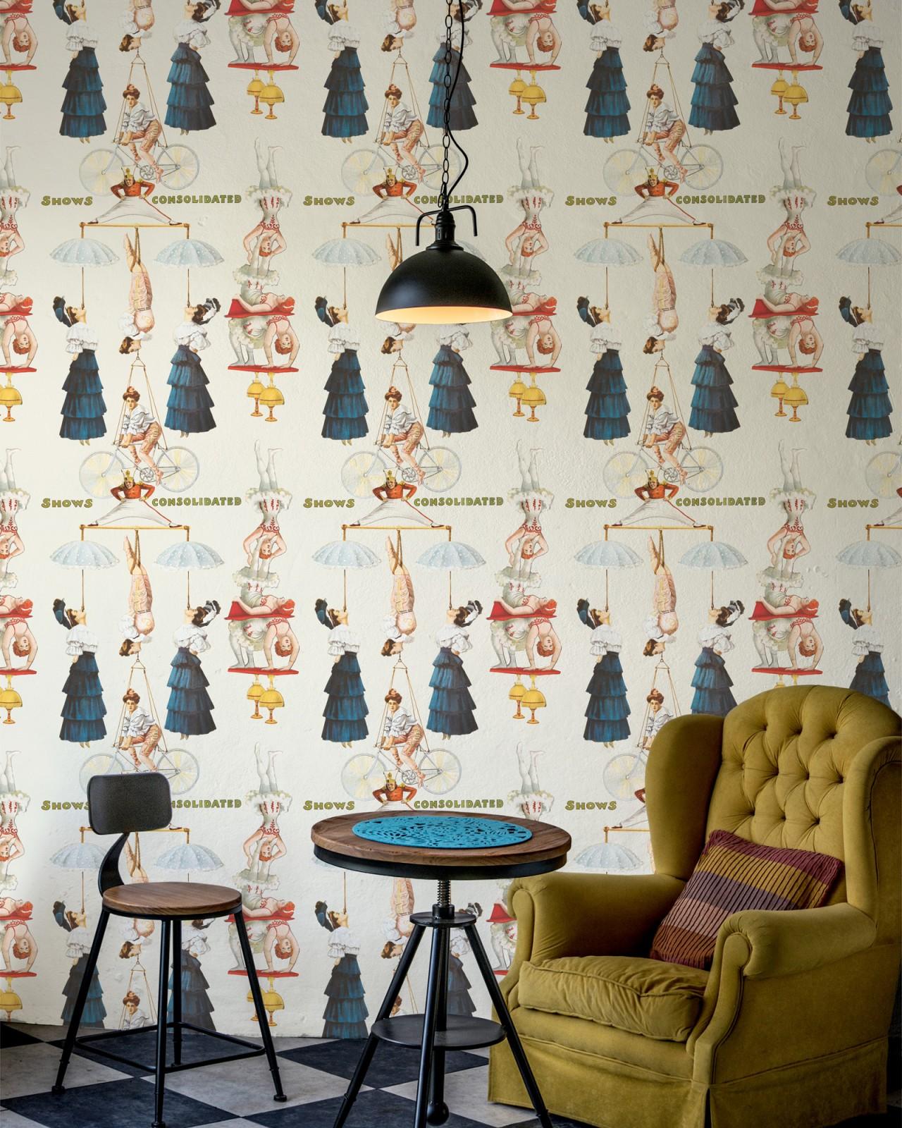 THE GREAT SHOW Premium Wallpaper