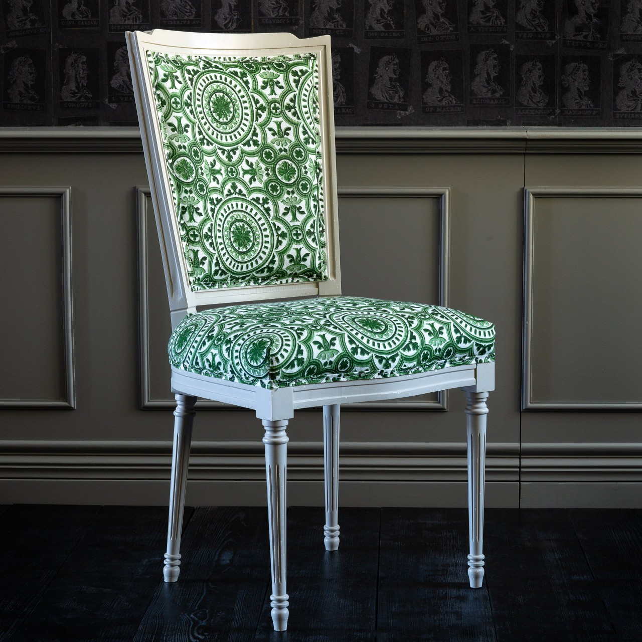 PROVENCE Dining Chair - THE MANOR Linen