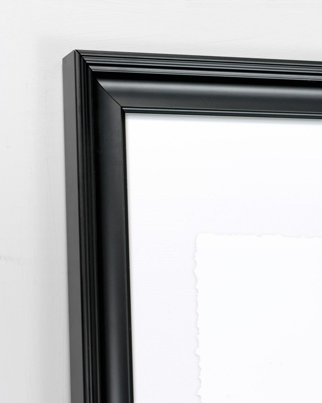 GESTURAL ABSTRACTION I Framed Art