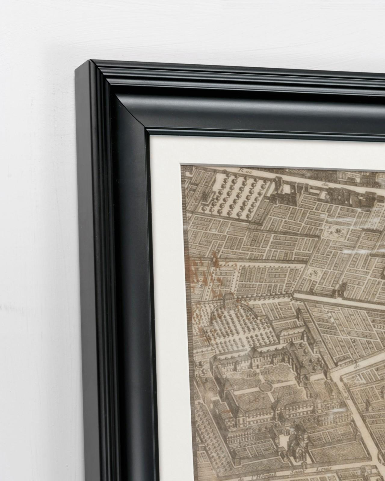 THE A Framed Art