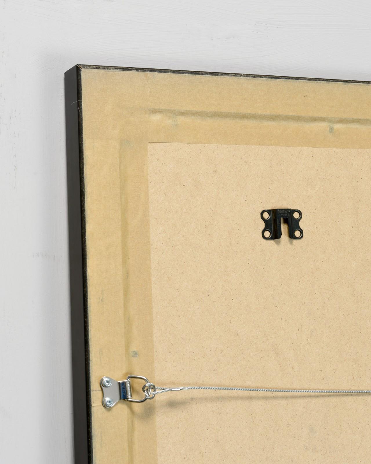 EDISON ELECTRIC LIGHT Framed Art