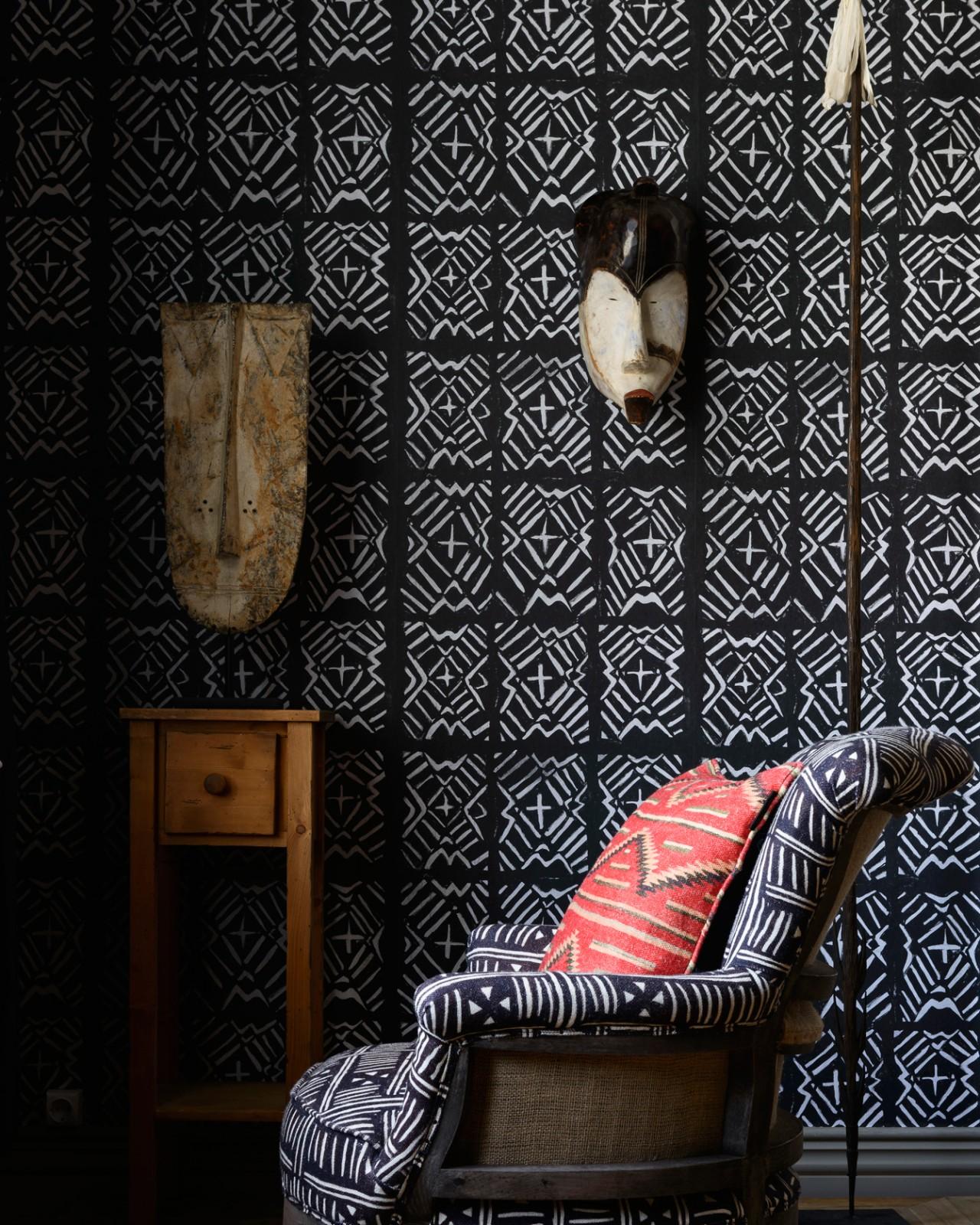 BAMANA Wallpaper
