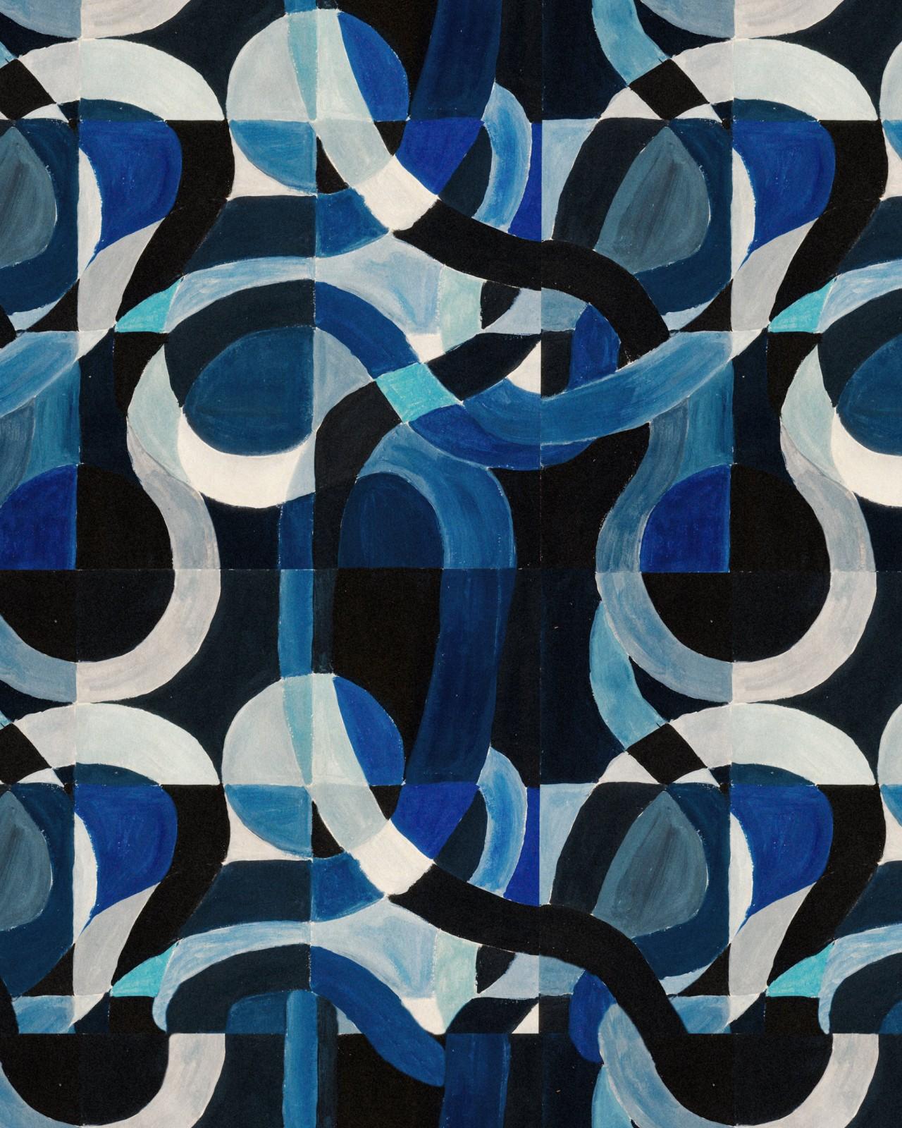 LABYRINTHINE Wallpaper