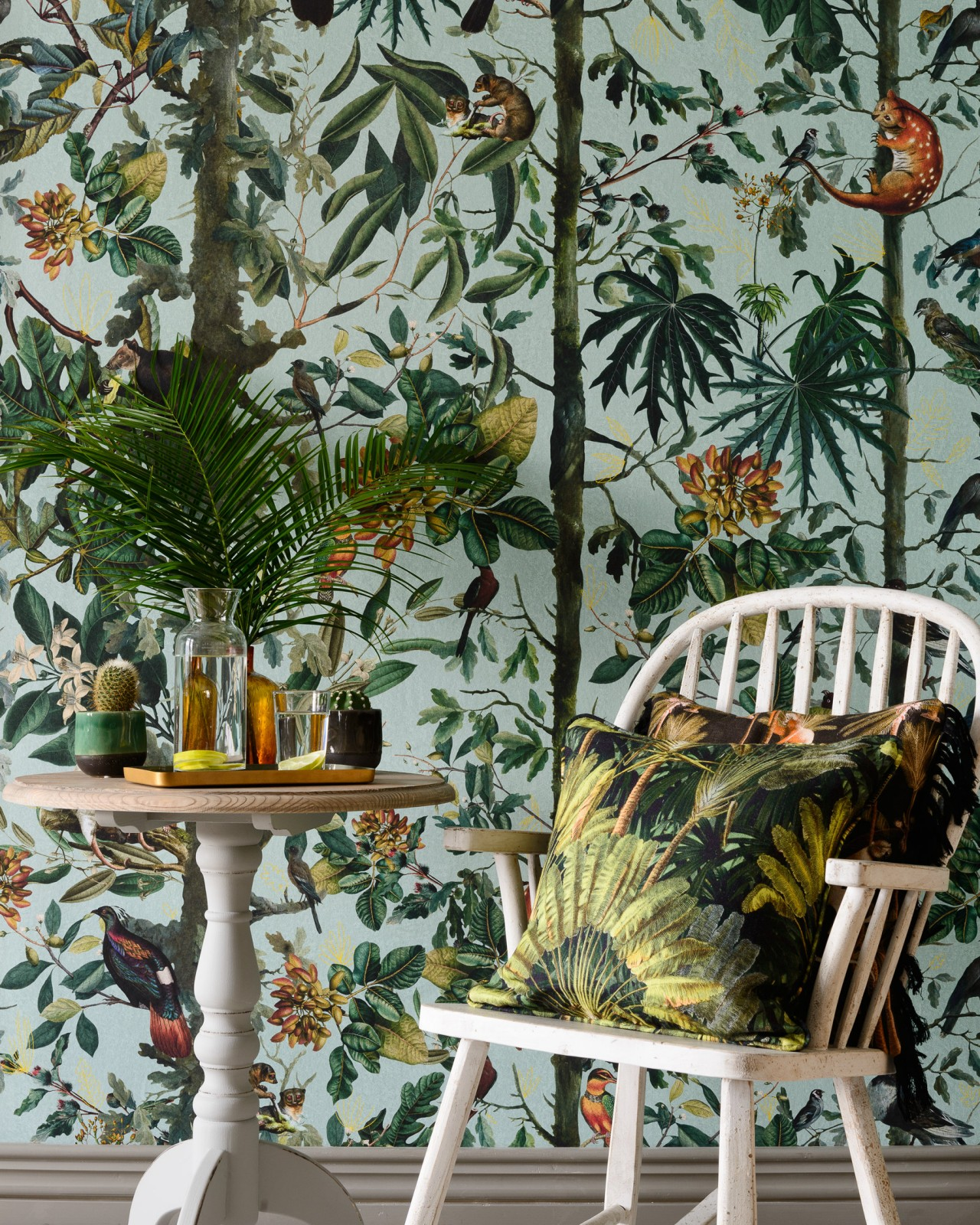 WILDLIFE OF PAPUA Wallpaper