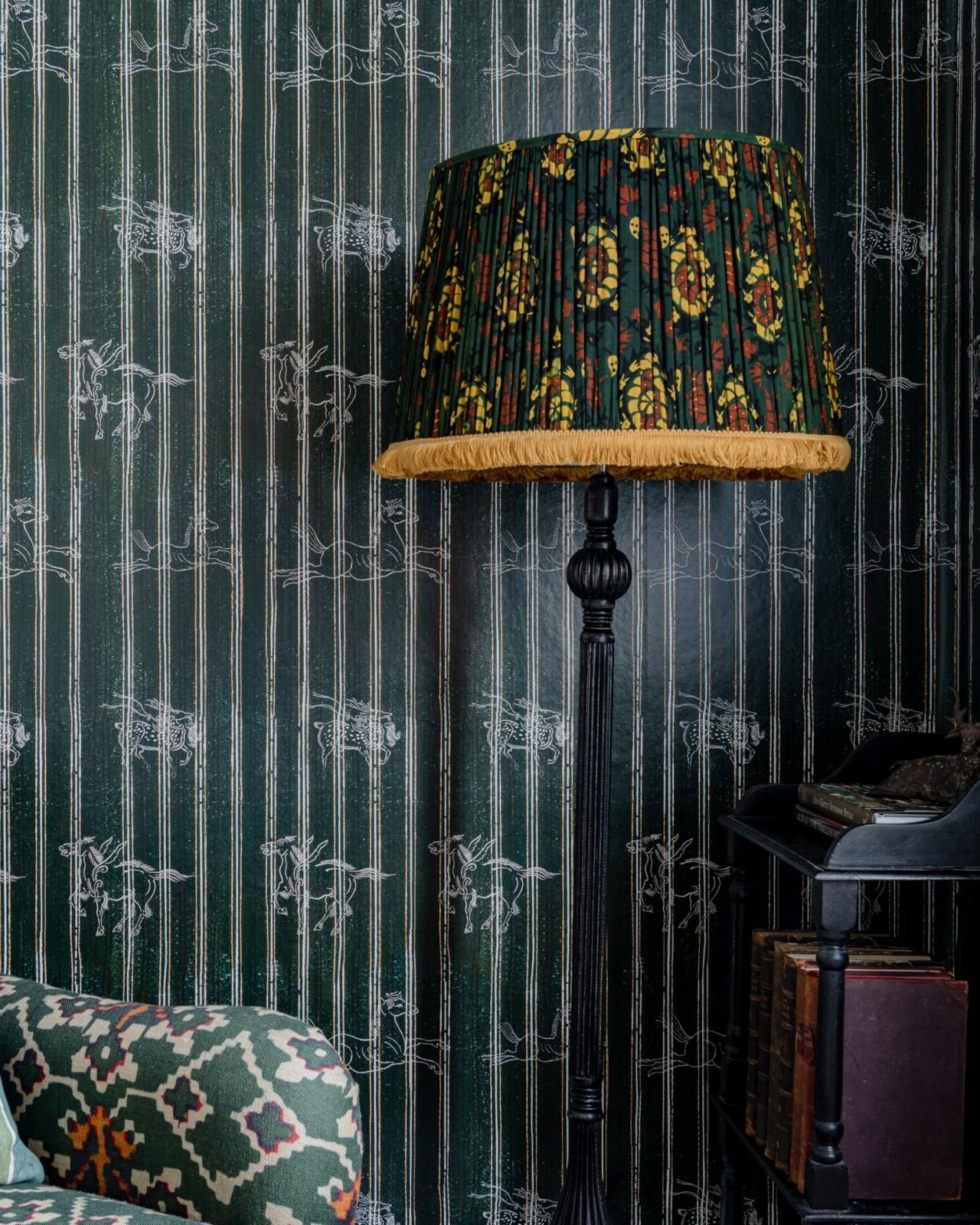 ZOLD Pleated Pendant Lamp