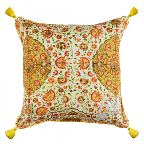 CSARDAS Linen Cushion