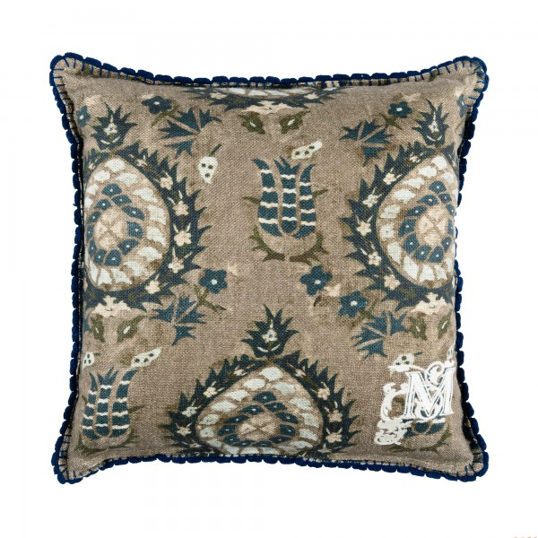 FLOURISH Linen Cushion