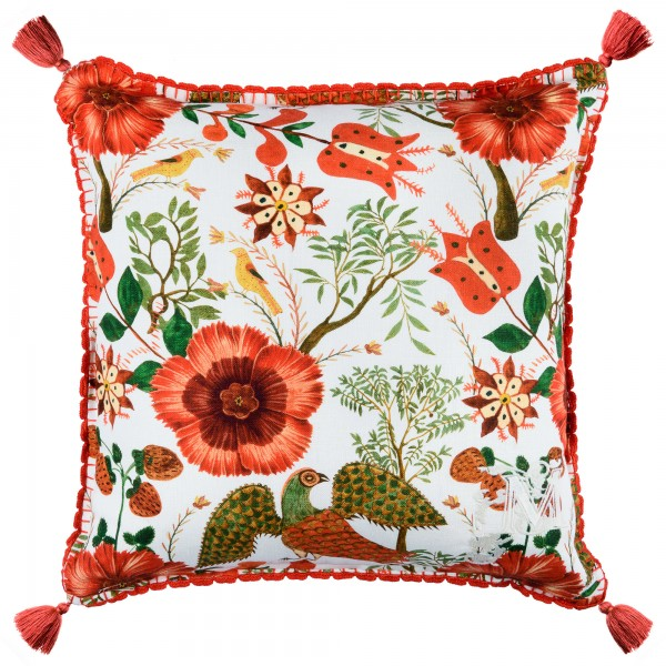 SZEKELY Linen Cushion