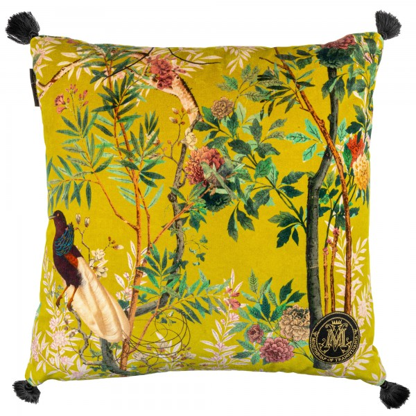 ROYAL GARDEN Velvet Cushion