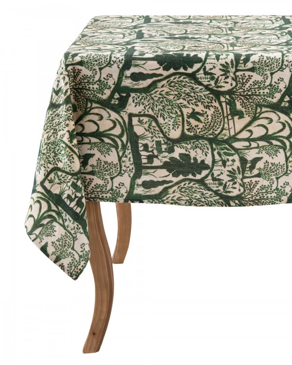 THE ENCHANTED WOODLAND Tablecloth