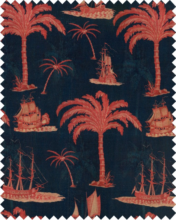 AEGEAN Indigo Fabric