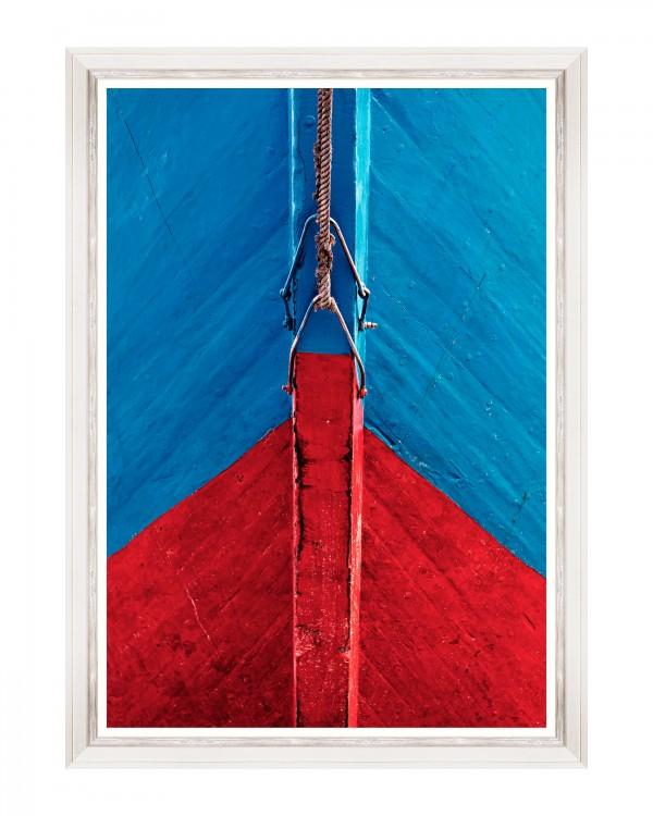 BOAT BOW II Framed Art