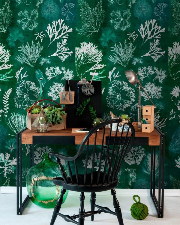 ALGAE Moss Wallpaper