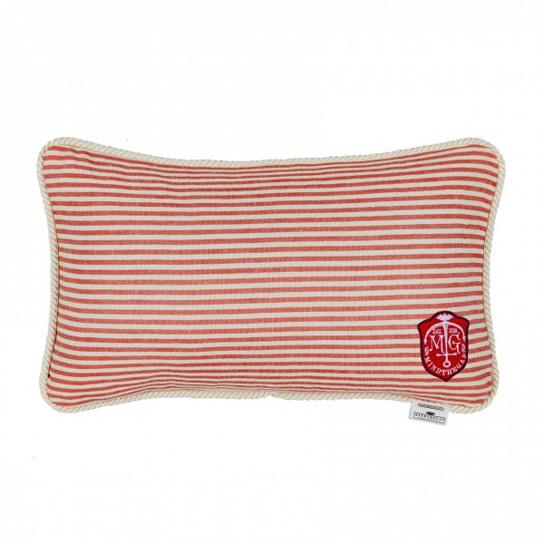RHUBARB Stripe Cushion