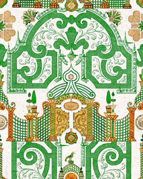 EMPEROR'S LABYRINTH Wallpaper