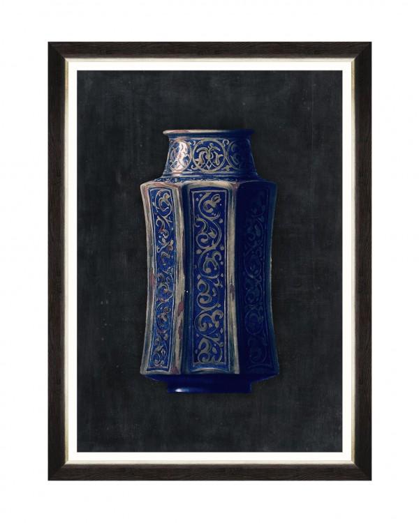 ARABIAN VASES I Framed Art