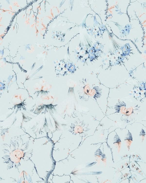 GRANDMA'S TAPESTRY Skylight Wallpaper