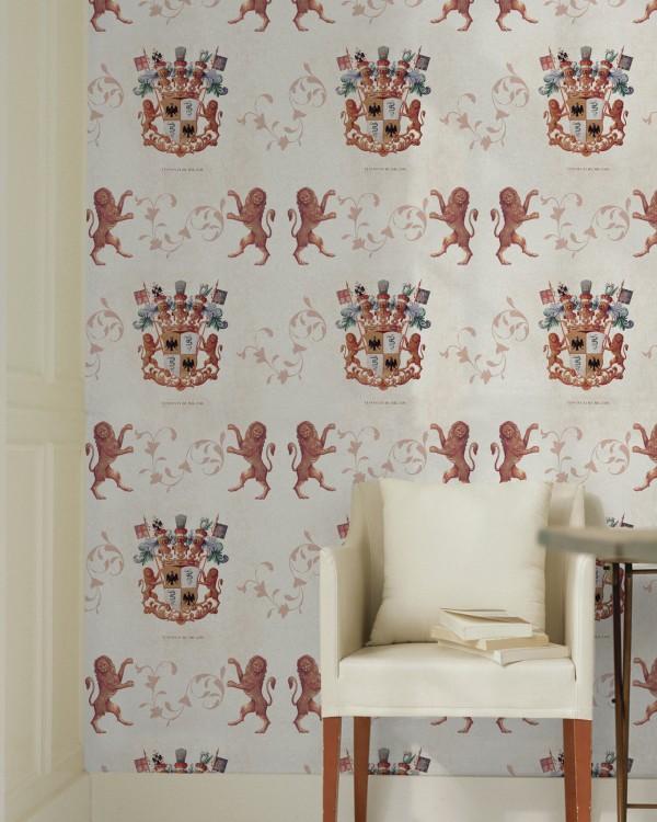 HERALDRY Premium Wallpaper
