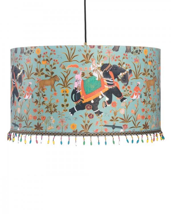 HINDUSTAN Aquamarine Pendant Lamp