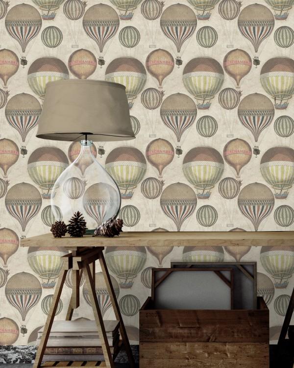 HOT AIR Premium Wallpaper