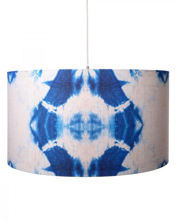 INDIGO SHIBORI Pendant Lamp