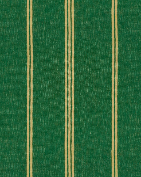 KATALIN STRIPE Ultramarine Green Wallpaper