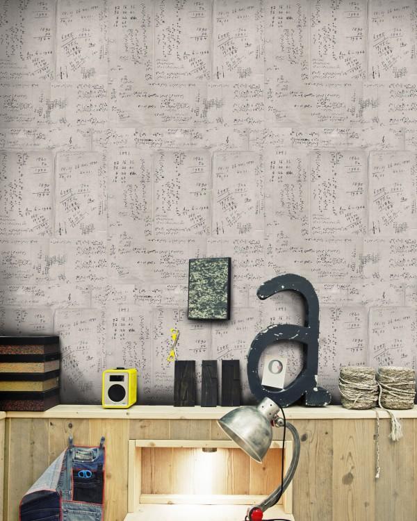 MATH NEUTRAL Premium Wallpaper